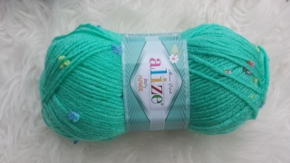 Alize Baby FLOWER (5386)