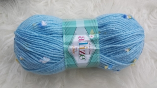 Alize Baby FLOWER (5435)