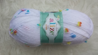 Alize Baby FLOWER (5380)